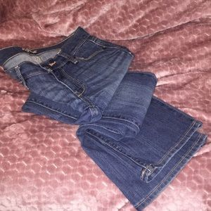 The flirt jeans  in good condition .
